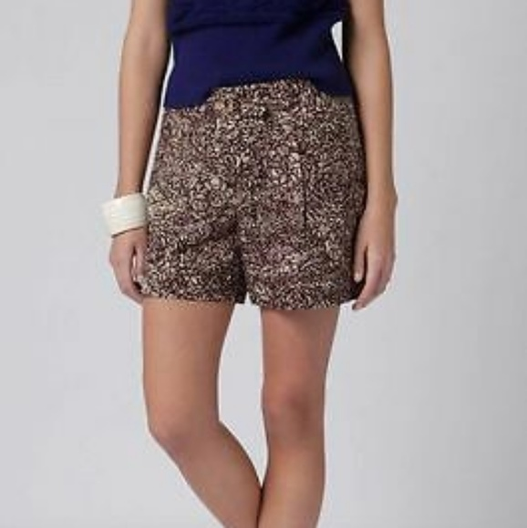 Anthropologie Pants - Anthropologie Coquille Shorts, Size 0